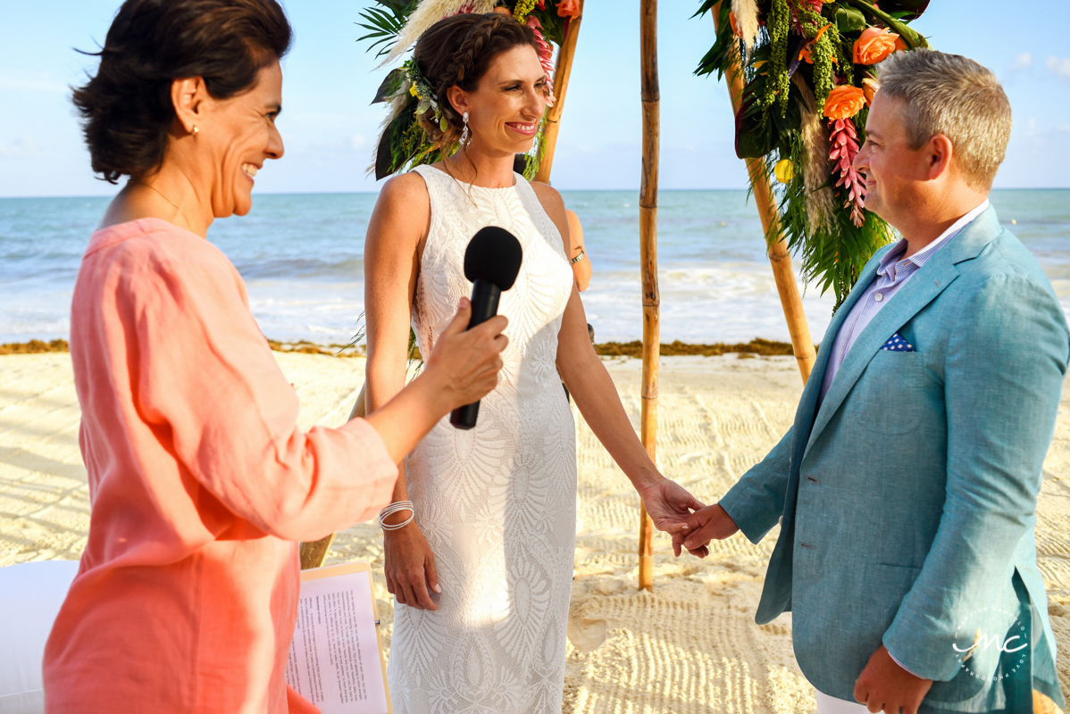 Blue Diamond Luxury Boutique Hotel Wedding in Mexico by Martina Campolo Photography