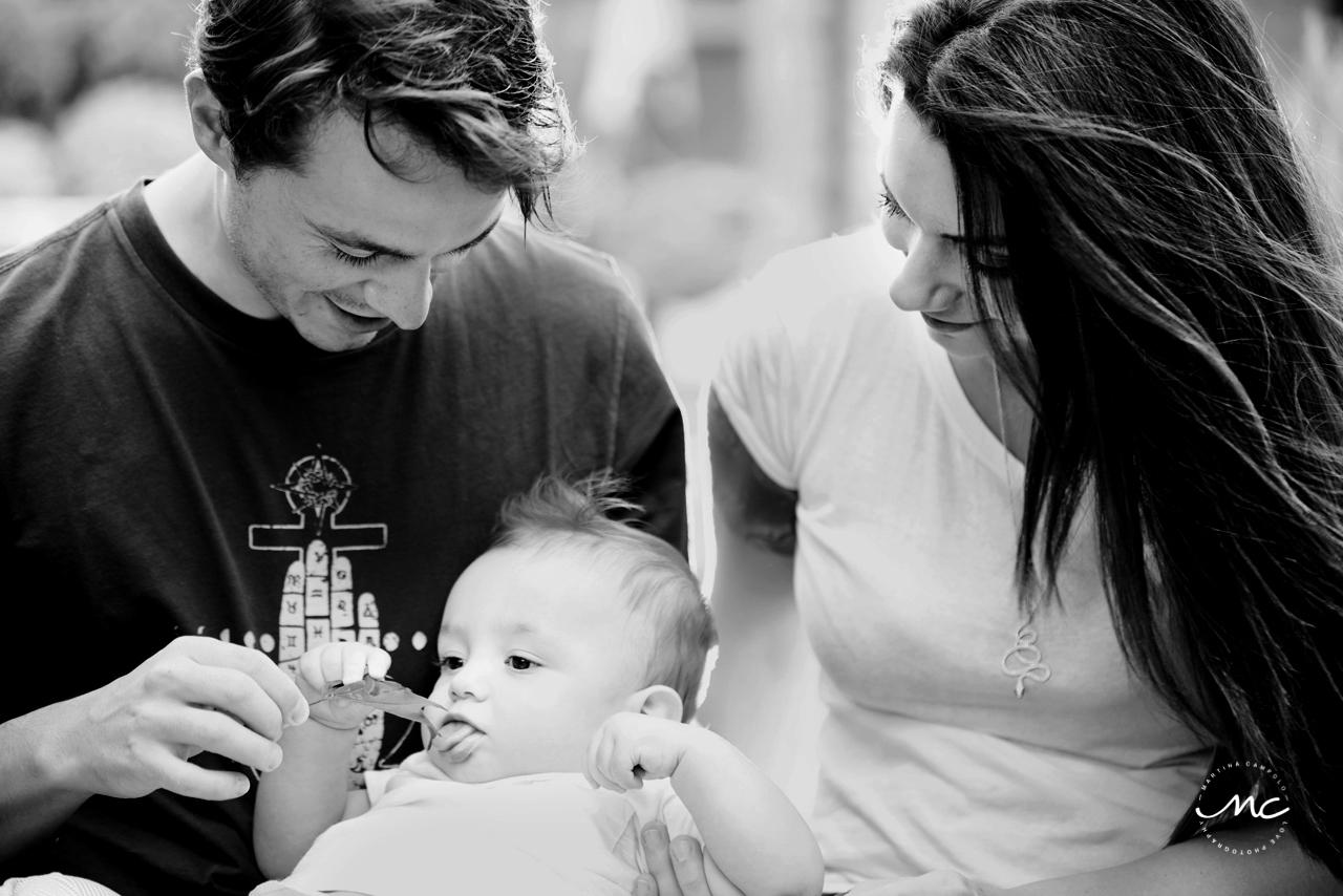 Family of three photoshoot in Italy by Martina Campolo Photography