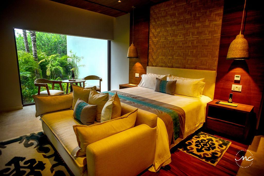 Suites at the new Chable Maroma, Riviera Maya, Mexico. Martina Campolo Photography