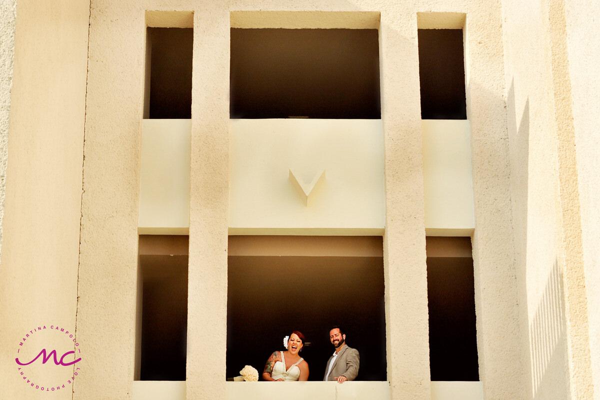 Riviera Maya Wedding by Martina Campolo Photography