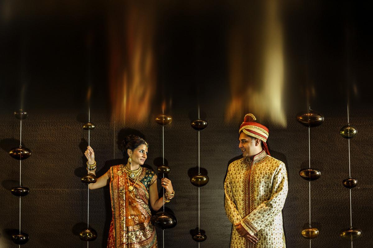 South Asian Destination Wedding in Riviera Maya, Mexico by Martina Campolo Photography