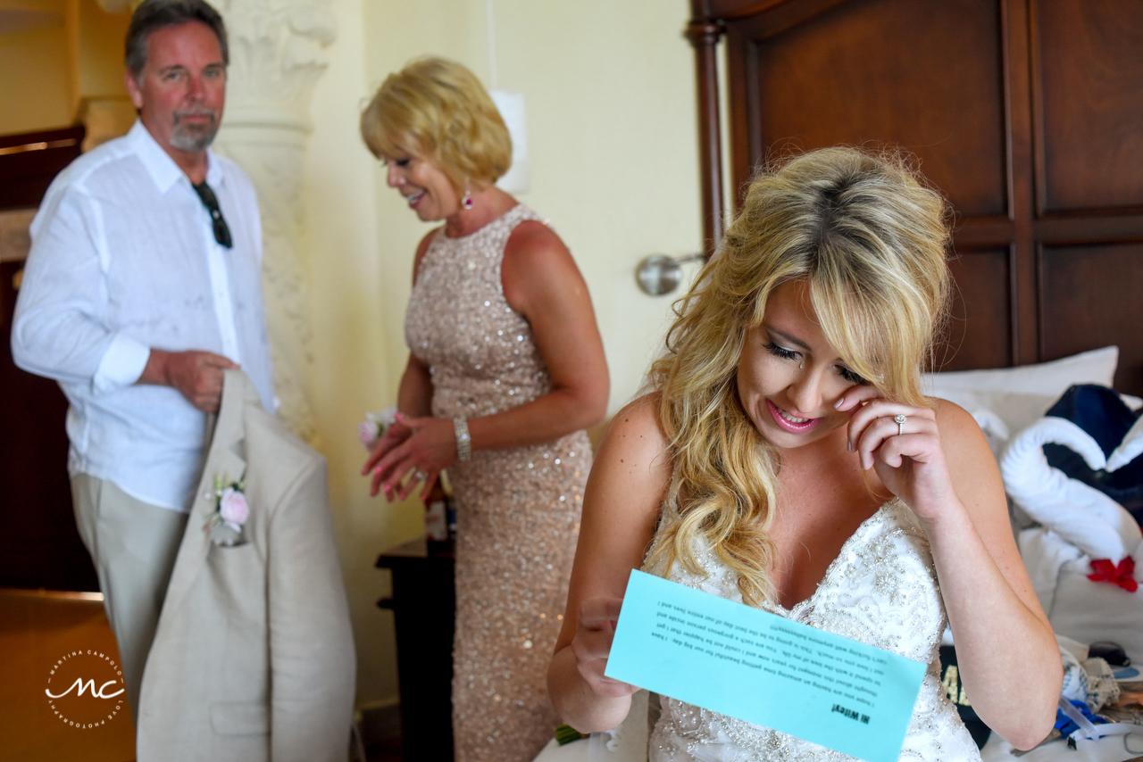 The Royal Playa del Carmen Destination Wedding. Martina Campolo Photography