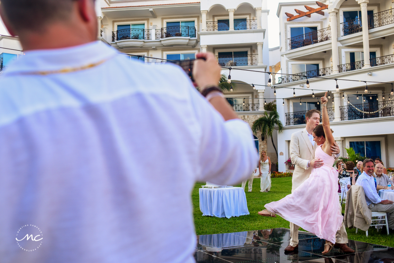 The Royal Playa del Carmen Destination Wedding. Martina Campolo Photography