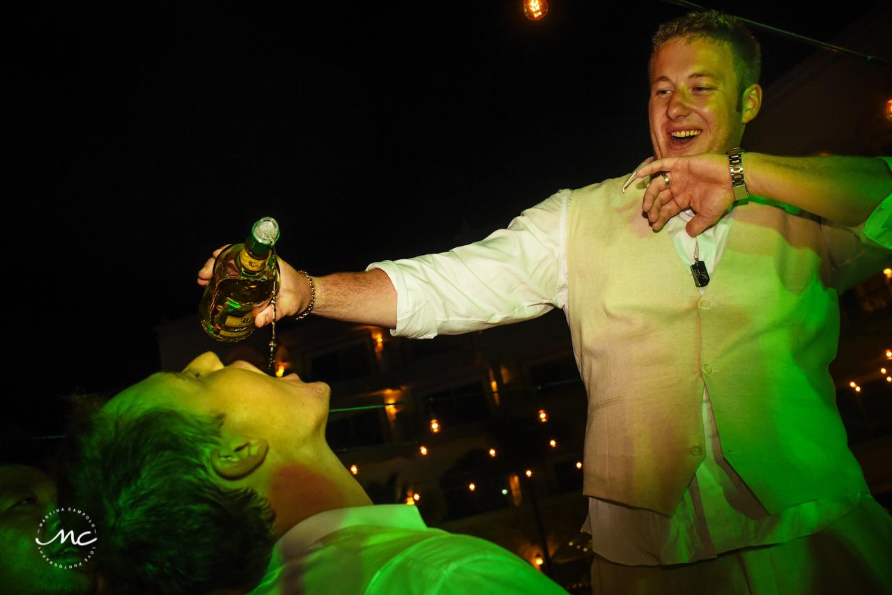 The Royal Playa del Carmen Wedding. Martina Campolo Photography