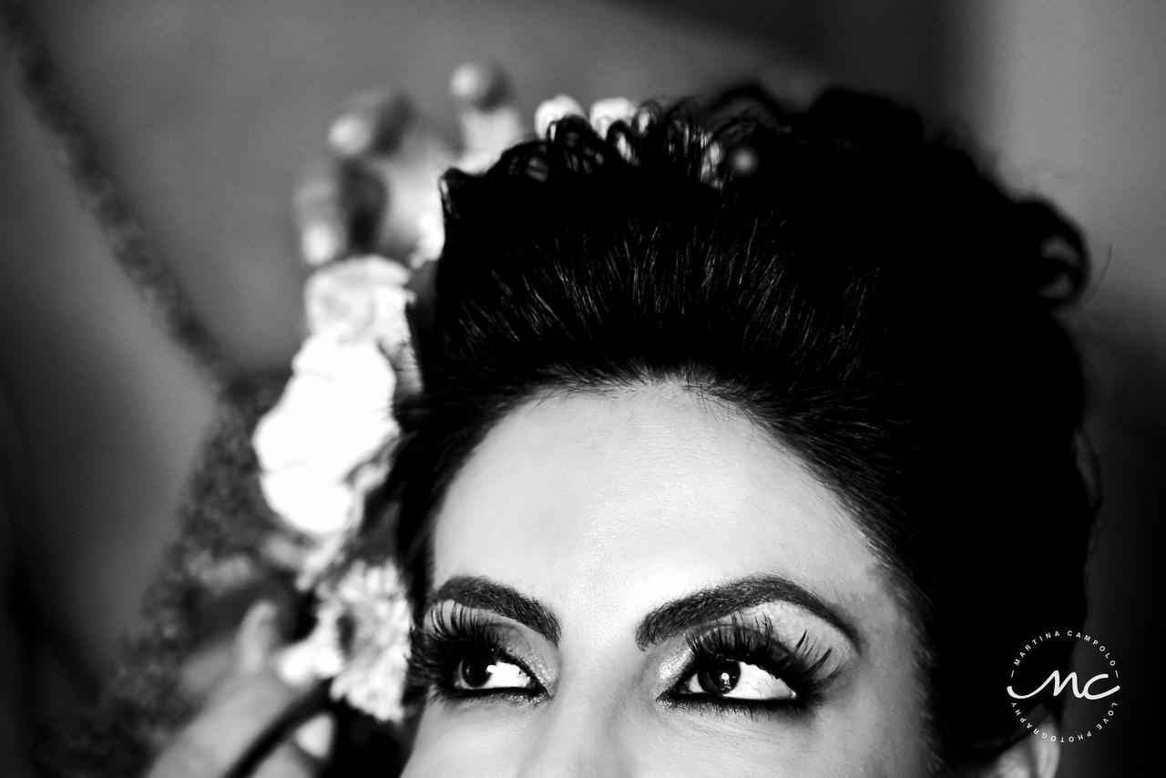 Sol Tamargo, the Mexican bride by Martina Campolo Riviera Maya Wedding Photographer