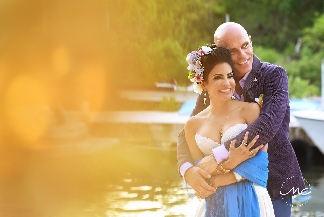 Sol Tamargo Mexican Wedding in Puerto Aventuras, Mexico. Martina Campolo Photography