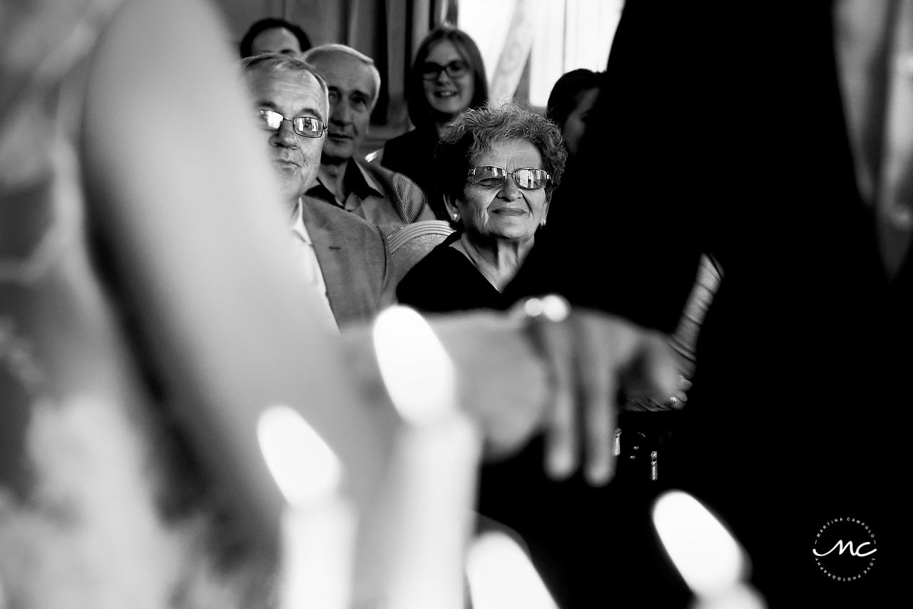 Emotional Heidelberg Castle Wedding in Germany. Martina Campolo Photography