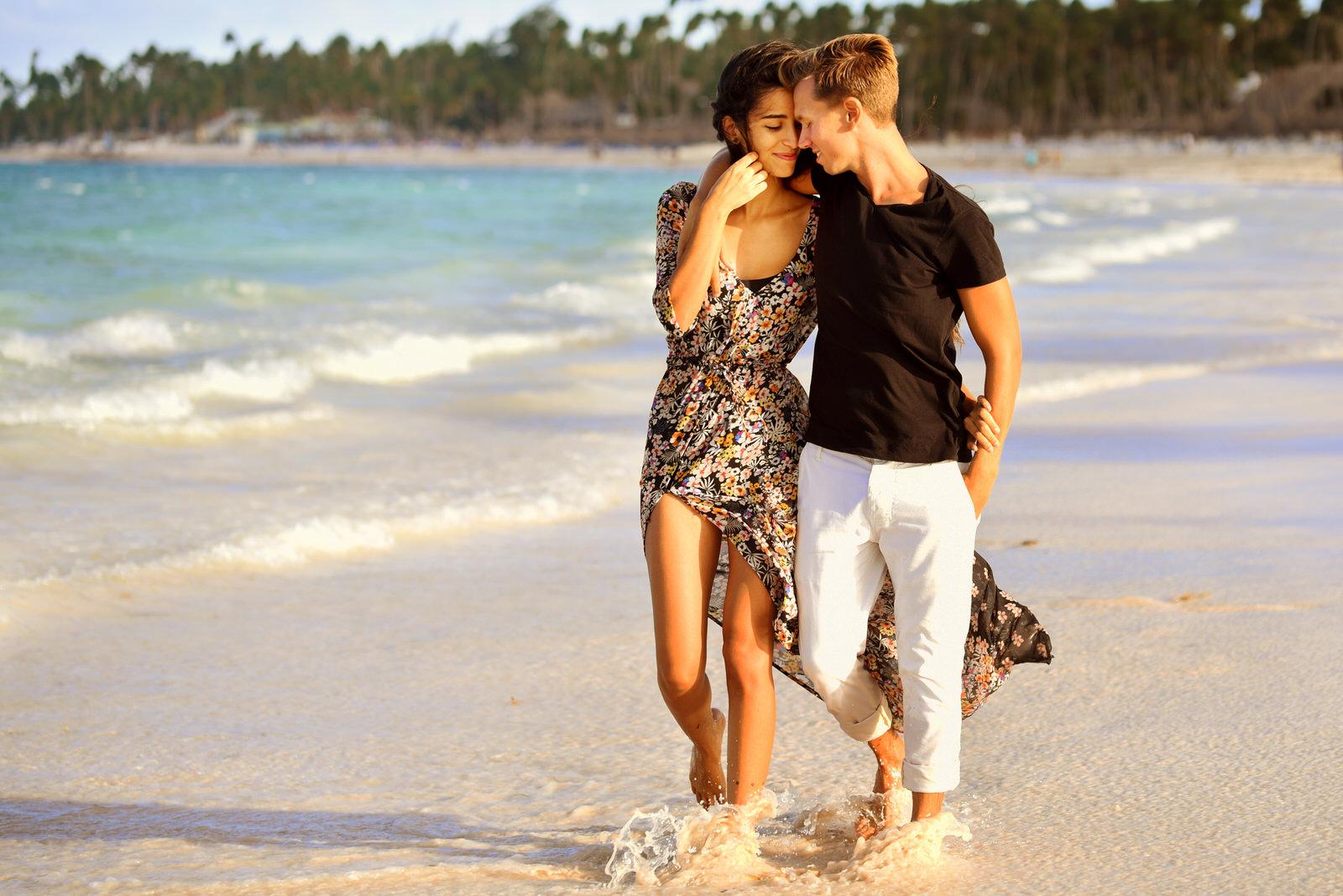 Engagement at Paradisus Palma Real, Punta Cana, DR. Martina Campolo Photography