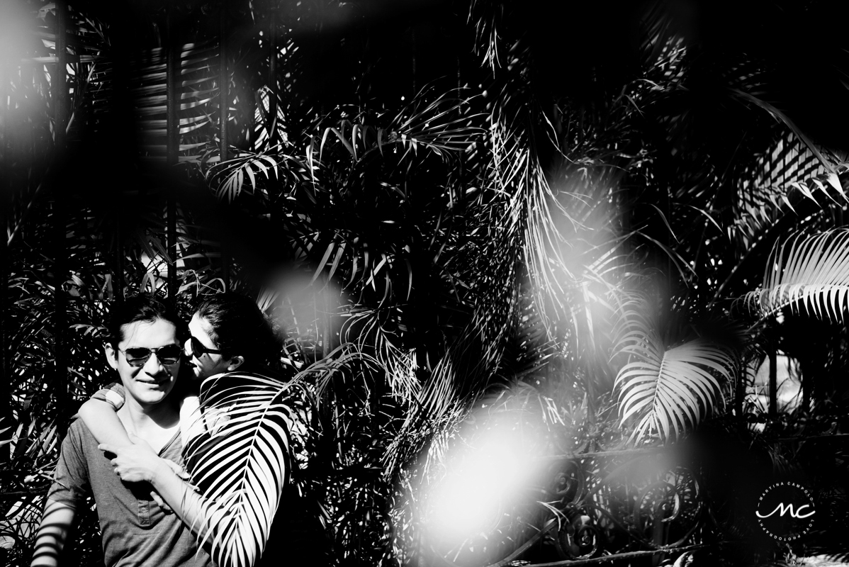 Couples Portraits in Merida, Yucatan, Mexico by Martina Campolo Photography