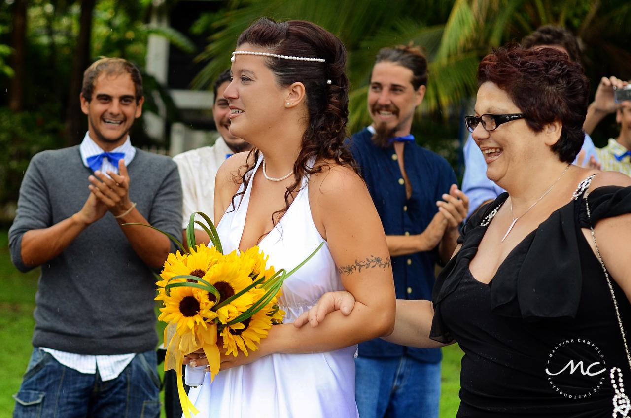 Costa Rica Destination Wedding by Martina Campolo Photography