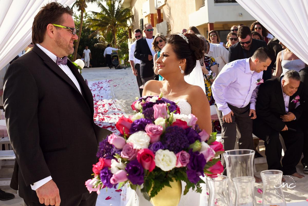 Now Sapphire Riviera Cancun destination wedding by Martina Campolo Photography