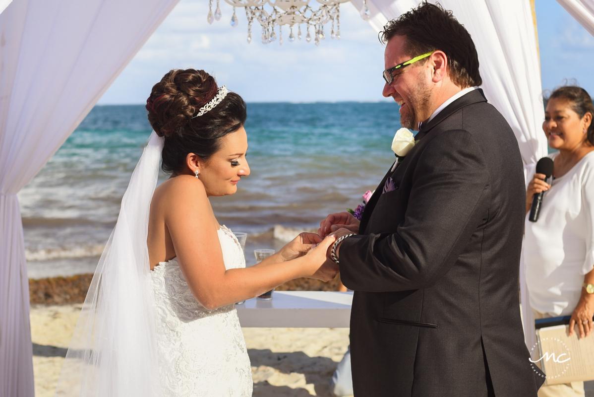 Now Sapphire beach destination wedding by Martina Campolo Photography