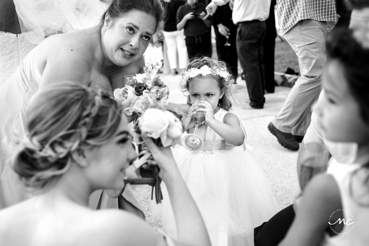 Now Sapphire Riviera Cancun wedding in Mexico by Martina Campolo Photography