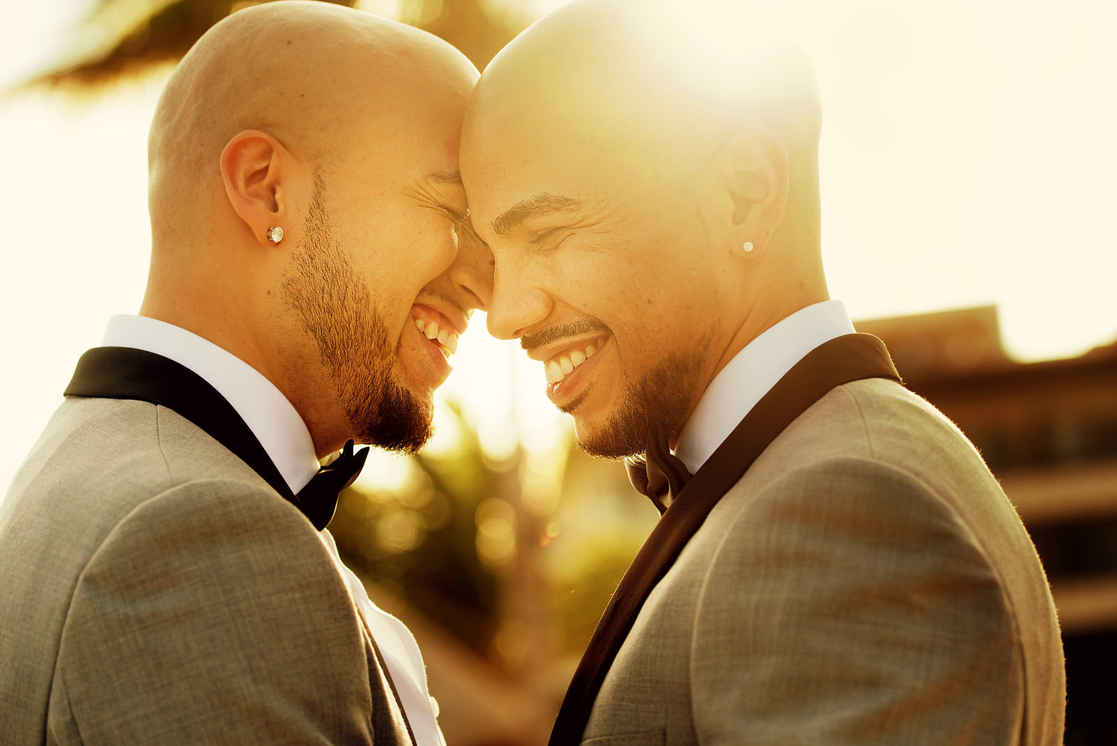 Royalton Riviera Cancun Gay Wedding by Martina Campolo Photography