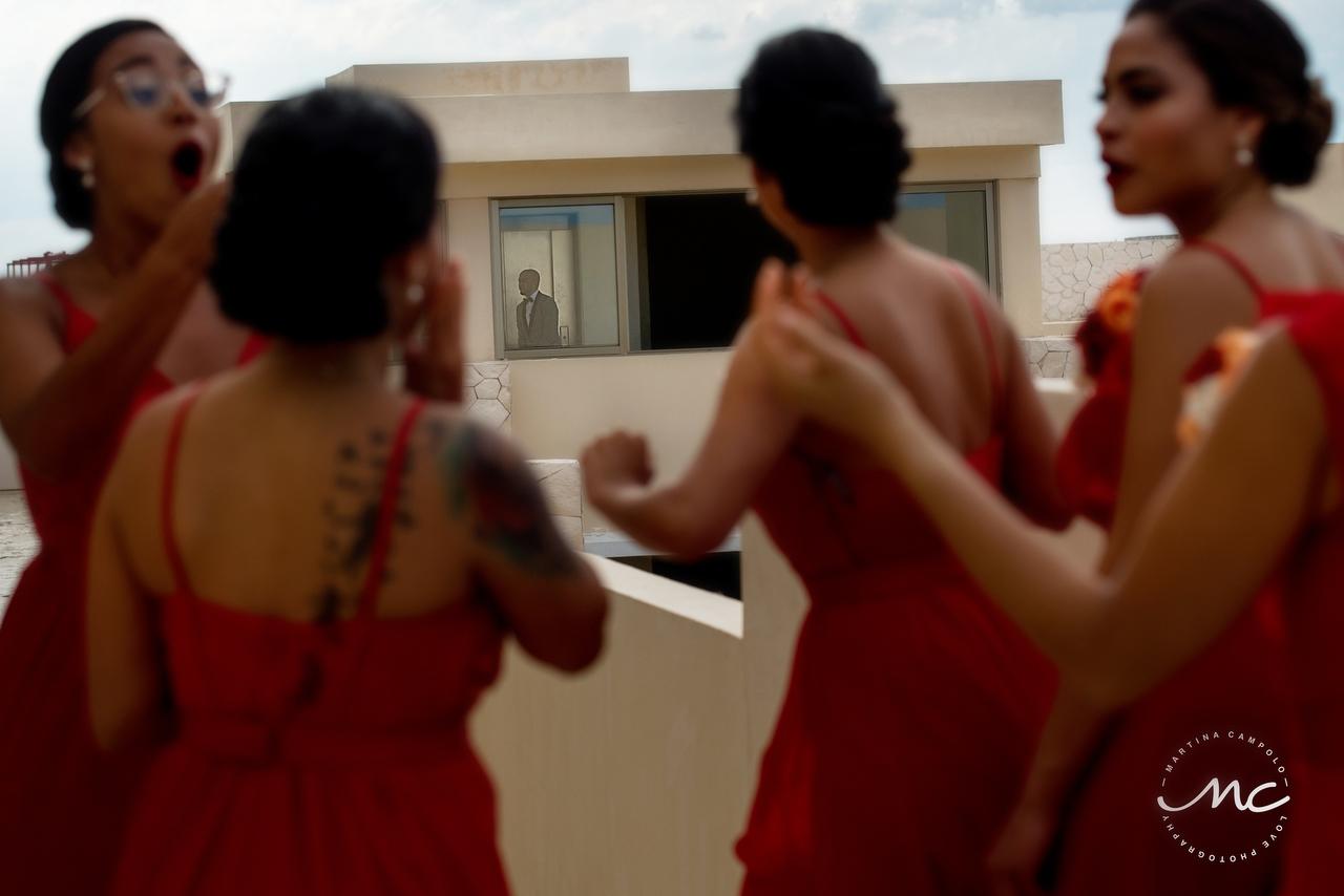 Royalton Riviera Cancun LGBT Wedding. Martina Campolo Mexico Photography
