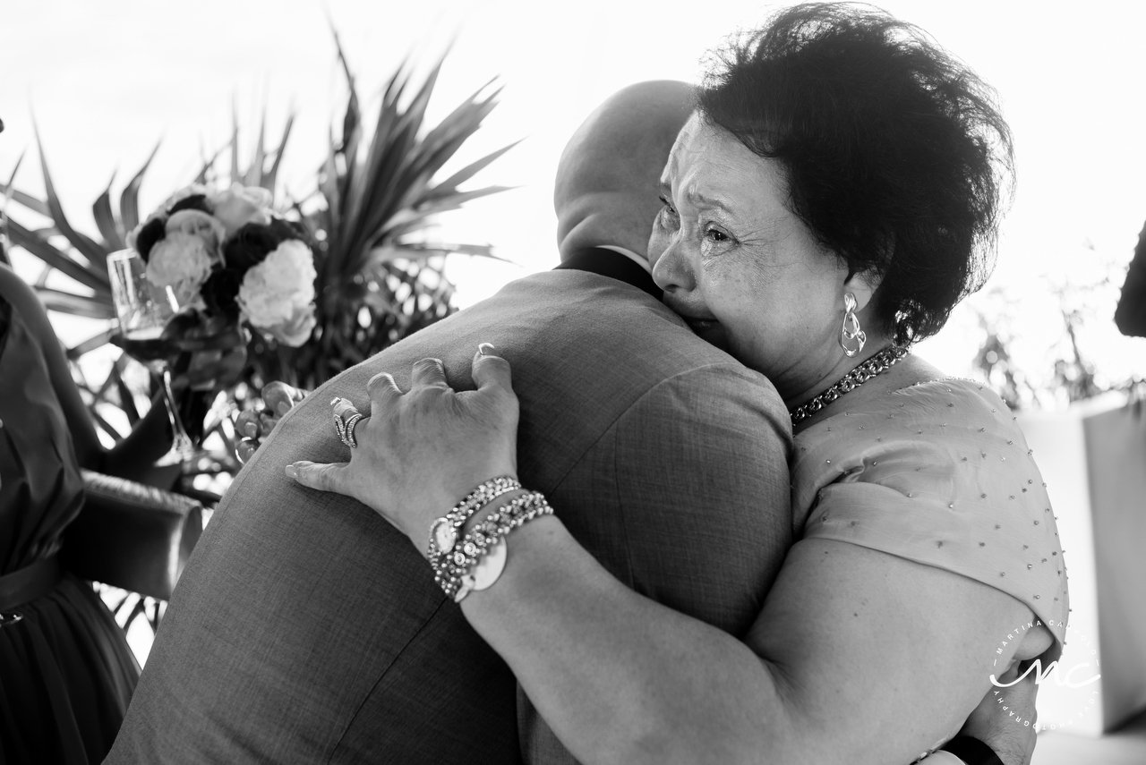 Emotional Gay Destination Wedding at Royalton Riviera Cancun. Martina Campolo Photography