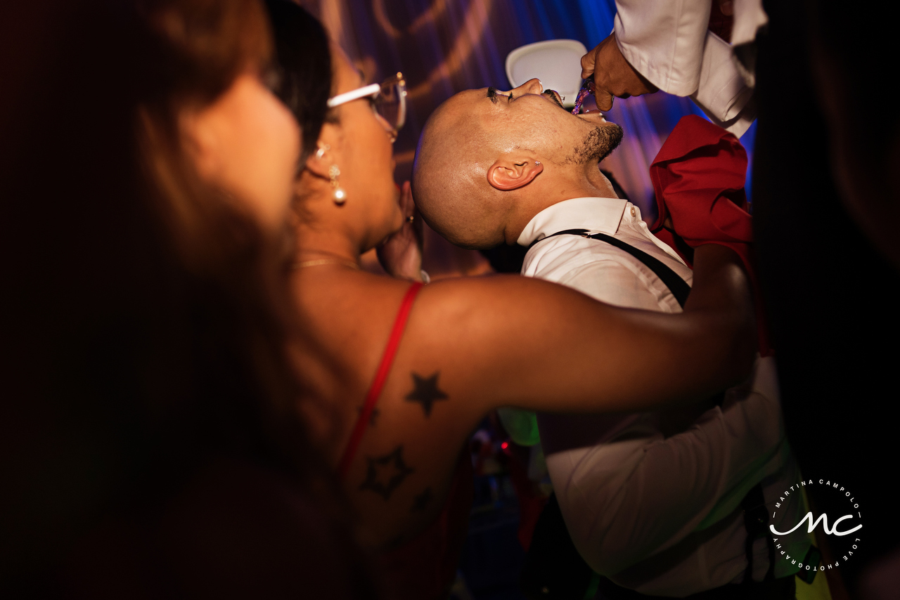 Royalton Riviera Cancun Destination Wedding. Martina Campolo Photography