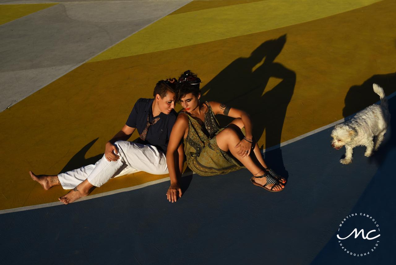 Same Sex Engagement Portraits. Alessandria, Italy. Martina Campolo Photographer