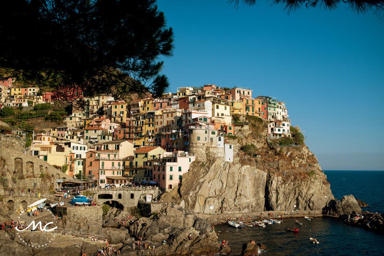 Iconic Cinque Terre Coastine. Italy. Martina Campolo Photography