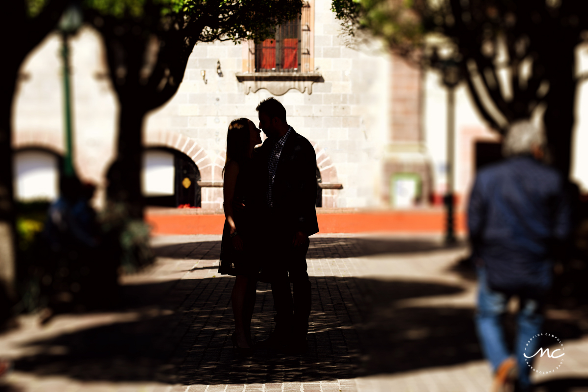 San Miguel de Allende Engagement Session by Martina Campolo Photography