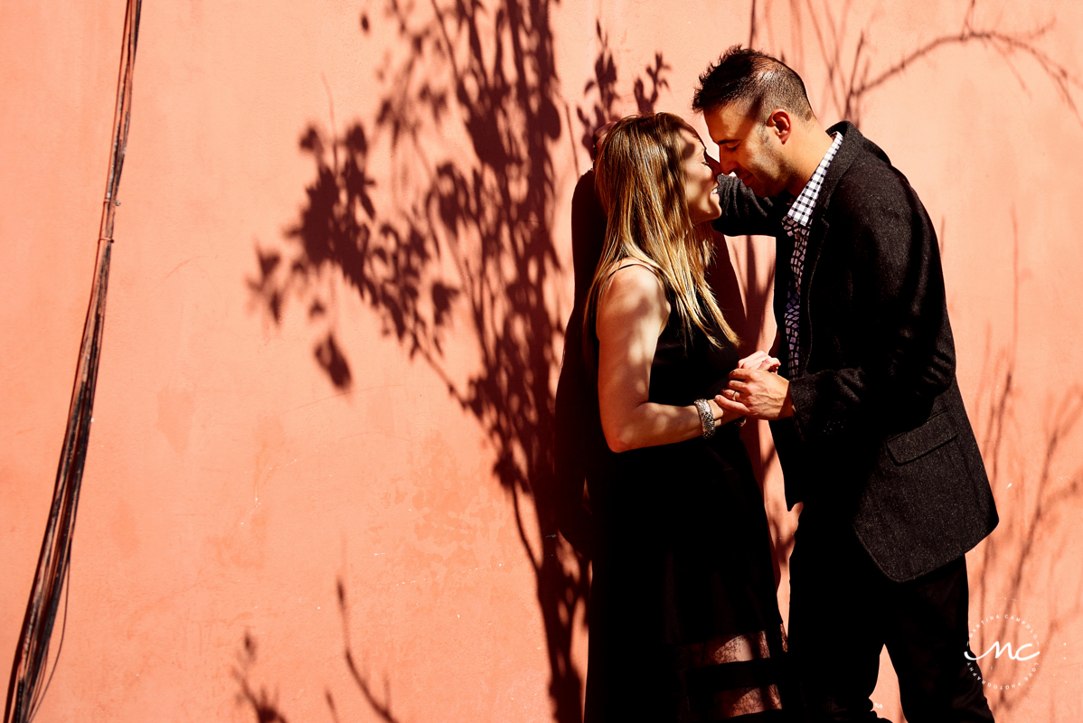 Engagement session in San Miguel de Allende, Guanajuato, Mexico. Martina Campolo Photography