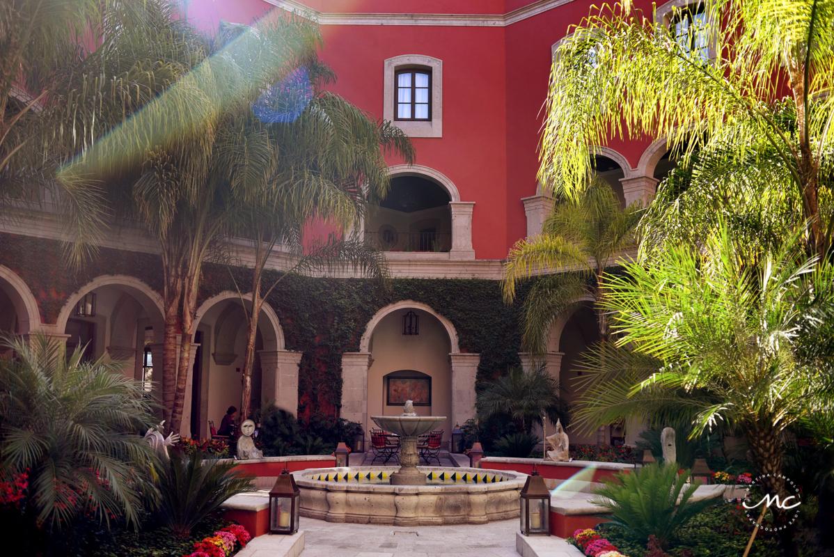 Rosewood San Miguel de Allende, Guanajuato, Mexico. Martina Campolo Photography