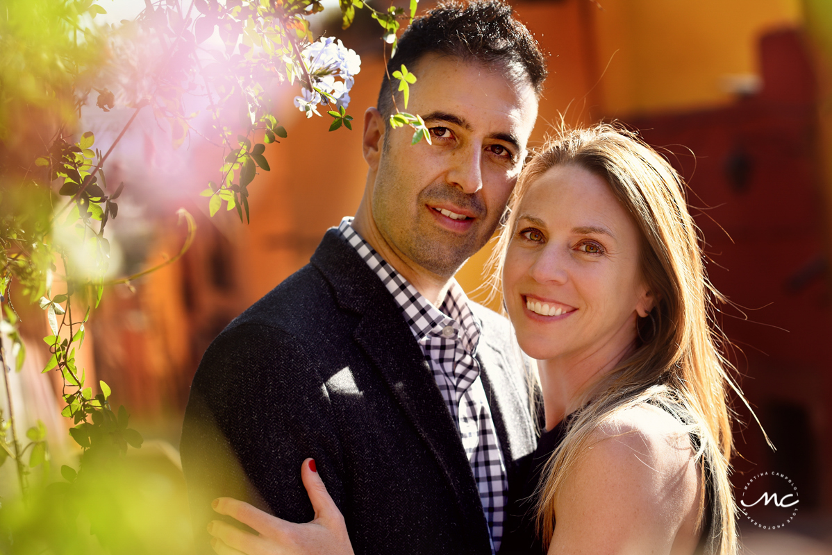 San Miguel de Allende anniversary session by Martina Campolo Photography