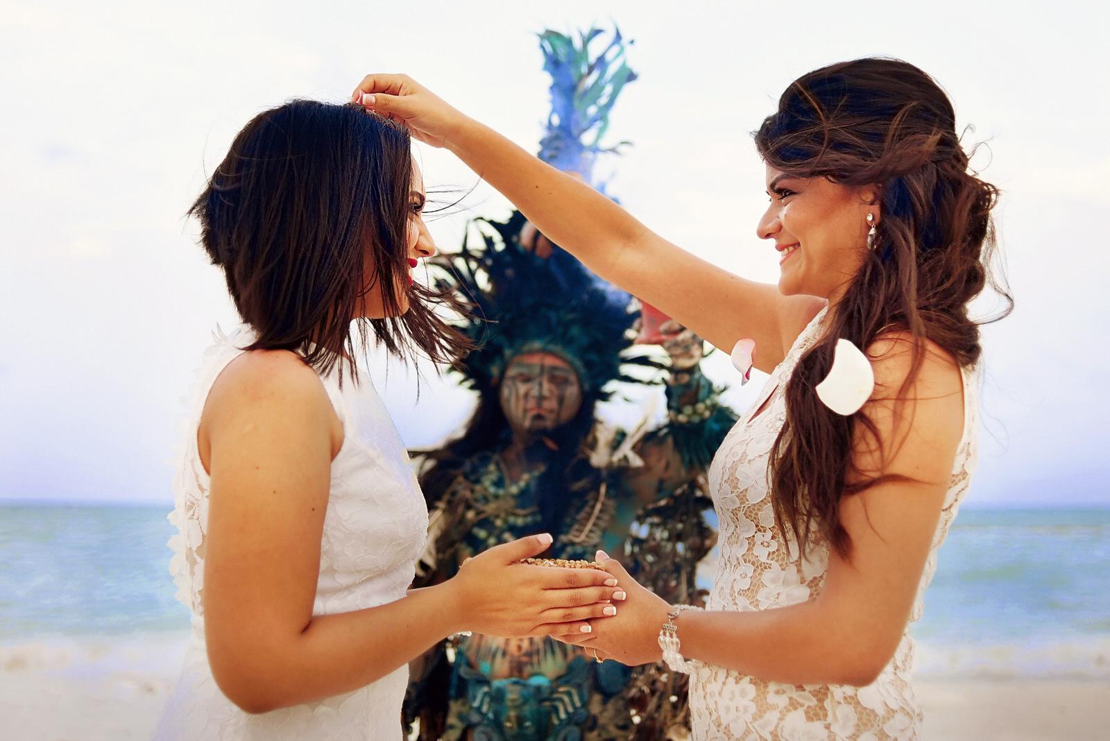 Andaz Mayakoba Gay Wedding by Martina Campolo Photography