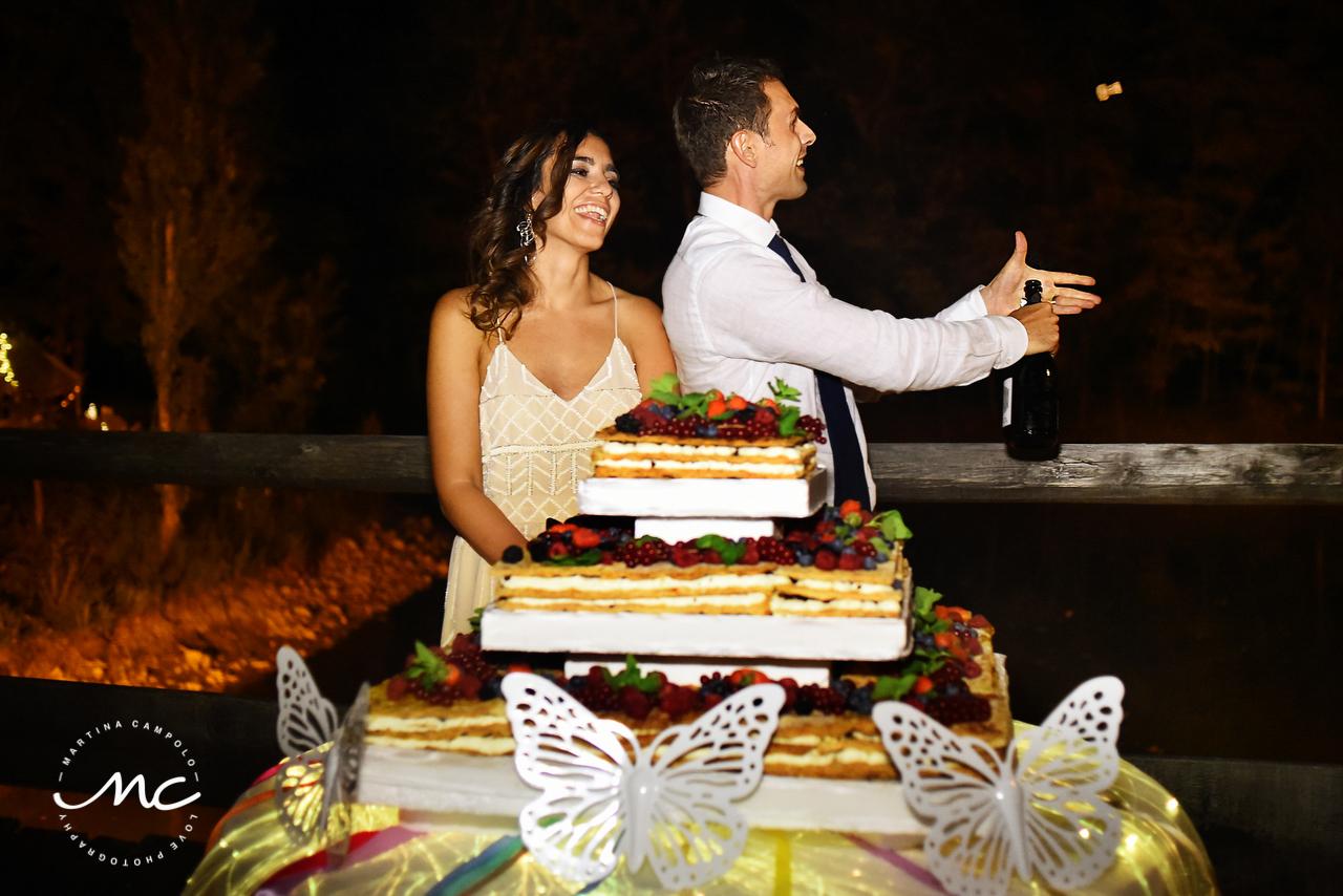 San Leo Wedding in Italy by Martina Campolo Photographer
